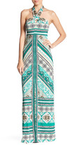 Hale Bob Halter Maxi Dress