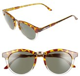 Smith Optics Women's 'Questa' 49Mm Polarized Sunglasses - Amber Tortoise
