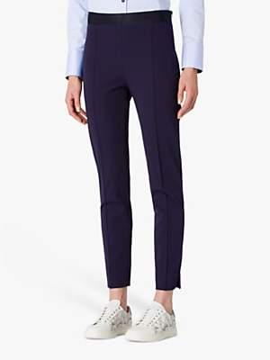 Paul Smith Slim Leg Super Stretch Trousers, Navy
