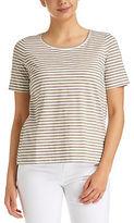 Sportscraft NEW WOMENS Marni Stripe Tee Tops & Blouses