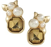 Banana Republic Autumnal Pearls Stud Earring