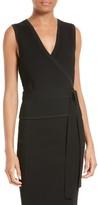 Diane von Furstenberg Women's Wrap Vest