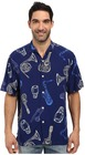 tommy bahama a tossed tango short sleeve mens short sleeve button up
