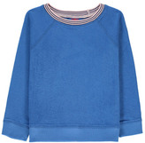 Bonton Sale - Striped Rib Sweatshirt