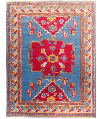 F.J. Kashanian Suzani Hand-Knotted Rug