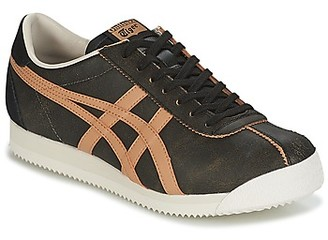 Onitsuka Tiger by Asics TIGER CORSAIR LEATHER men's Shoes (Trainers) in Brown