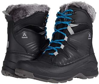Kamik Iceland F (Black) Women's Boots