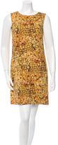 Dolce & Gabbana Printed Shift Dress