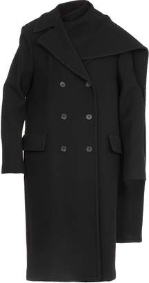 MSGM Double Breastedl Coat