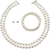 FINE JEWELRY Cultured Freshwater Pearl 3-pc. Jewelry Set