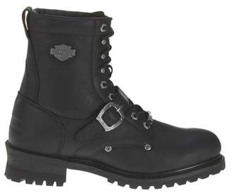 Harley-Davidson Faded Glory Lace-Up Boot