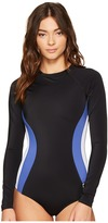 Roxy Lisa Andersen Long Sleeve One Piece Women's Swimsuits One Piece
