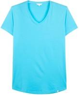 Orlebar Brown Aqua Cotton T-shirt