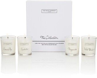 The White Company Votive Candle Collection