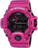 G-Shock CASIO Men's Watch MEN IN SUNRISE PURPLE RANGEMAN World six stations Radio wave solar GW-9400SRJ-4JF