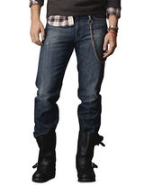 Denim & Supply Ralph Lauren Straightfit Saginaw Wash Jean