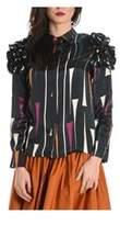 Suoli Women's Multicolor Viscose Blouse.