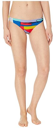 Polo Ralph Lauren Scenic Print Devin Hipster (Multi) Women's Swimwear