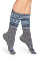 Smartwool Women's 'Rocking Rhombus' Geometric Crew Socks