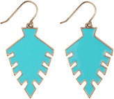 Sam Edelman Arrowhead Drop Earring