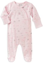 Absorba Infant Girls' Traveler Footie - Sizes 0-9 Months