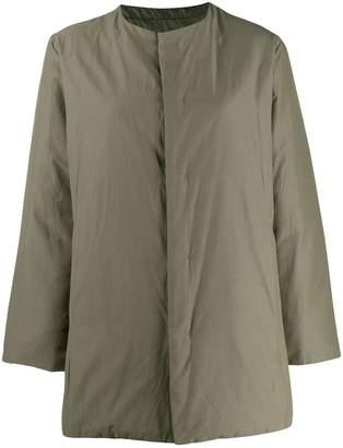Plantation reversible padded coat