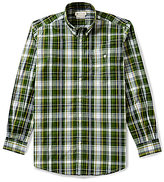 Beretta Tom Long-Sleeve Plaid Woven Shirt