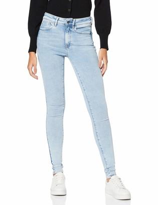 G Star Women's Lhana High Waist Super Skinny Jeans