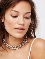 Free People Smooth Sailin' Chain Choker