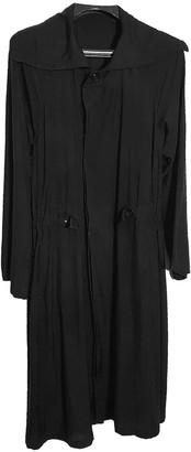 Yohji Yamamoto Black Coat for Women Vintage