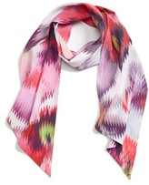 Ted Baker Women's Evonna Expressive Pansy Skinny Scarf