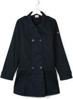 Armani Junior double breasted coat
