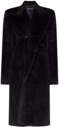 Y/Project faux fur wrap coat