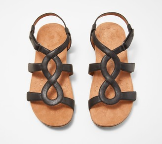 Vionic Adjustable Backstrap Sandals -Jodie
