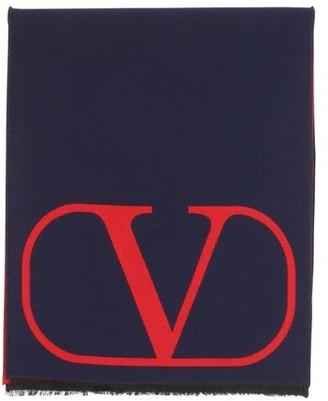 Valentino Vlogo scarf