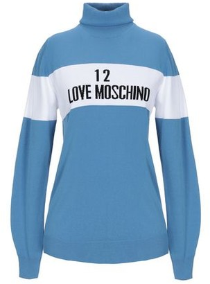 Love Moschino Turtleneck
