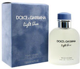 Dolce & Gabbana NEW Light Blue For Men Eau de Toilette 125ml