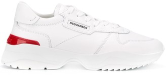 DSQUARED2 Chunky Lace-Up Sneakers