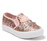 Juicy Couture Glitter Slip-On Sneaker (Toddler, Little Kid & Big Kid)