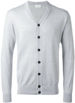 Ballantyne cashmere V-neck cardigan - men - Cotton/Cashmere - 50