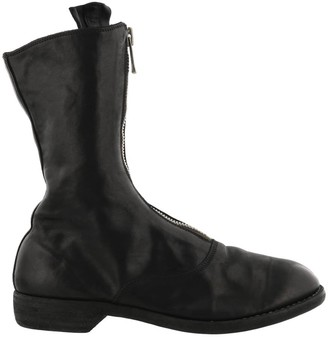 Guidi 310 Front Zip Boots