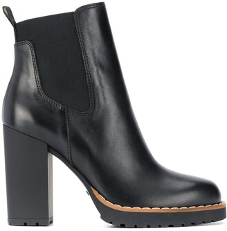 Hogan 100 Ankle Boots
