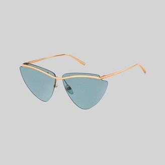 Marc Jacobs The Rimless Cateye Sunglasses