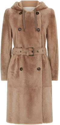 Brunello Cucinelli Teddy Coat