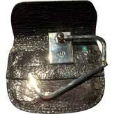 Maison Margiela Black Leather Purses, wallets & cases