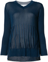 Nellie Partow ribbed jumper
