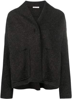 Stefano Mortari collarless jacket