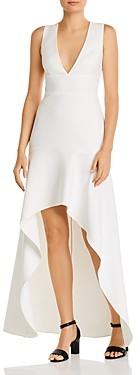 BCBGMAXAZRIA High/Low Gown