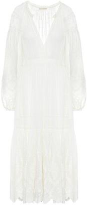 Ulla Johnson Bettina cotton midi dress