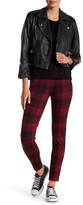 Kensie Scottish Plaid Ponte Pant